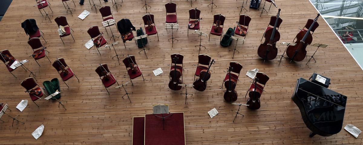 Orchesterraum