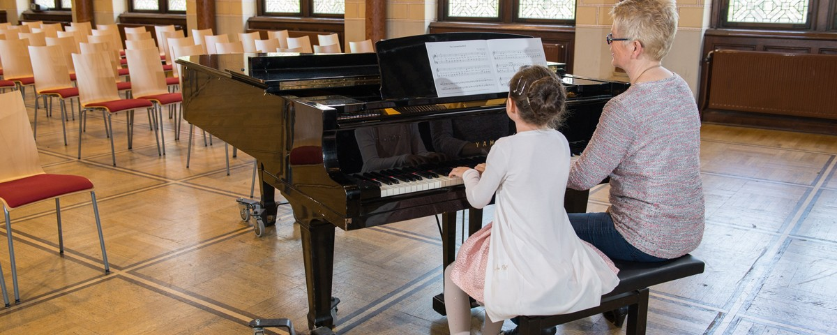 Klavierduett