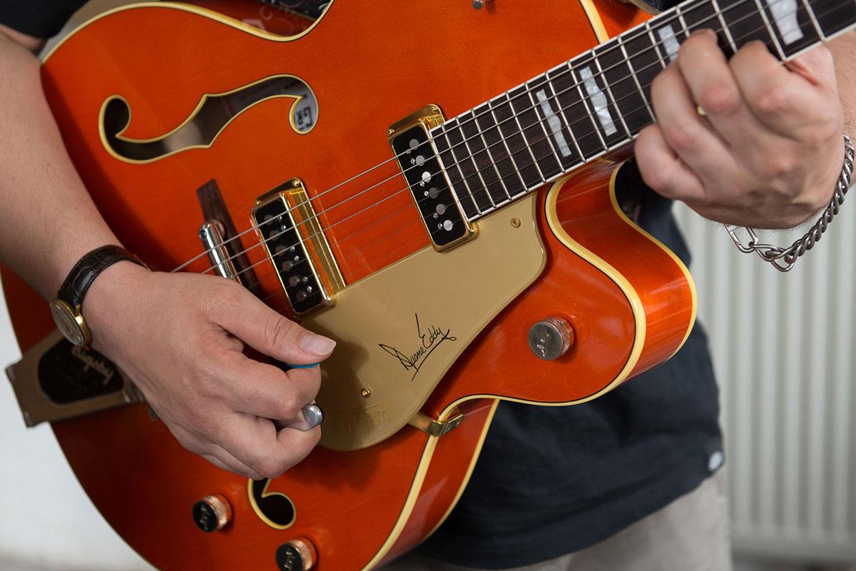 Gitarrenunterricht für Erwachsene in Wien