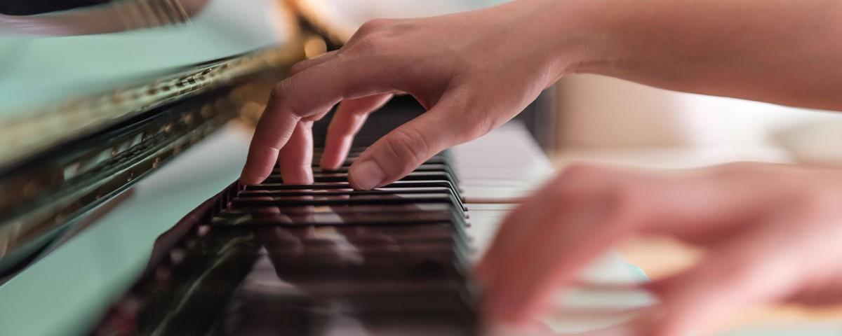 Musikunterricht in Wien: Klavier spielen lernen