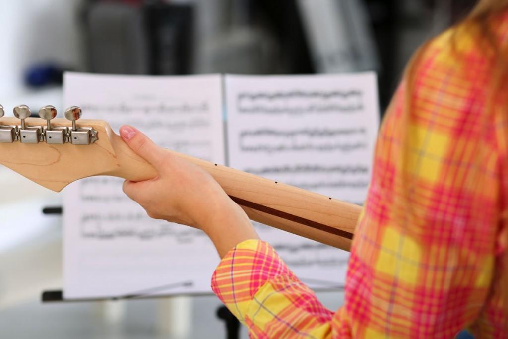 Privater Gitarrenunterricht in Wien